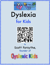 A free and educational eBook about dyslexia