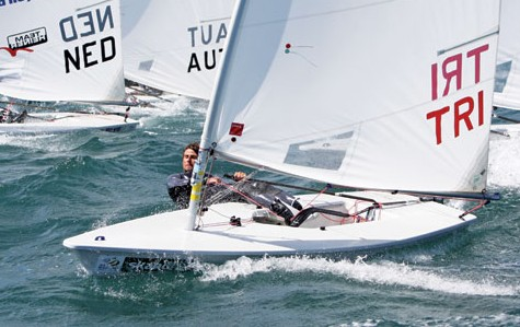Olympic sailor Andrew Lewis champions Dyslexia, ADD