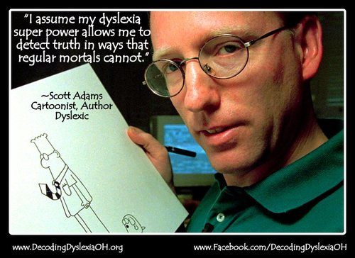 Scott Adams' super power