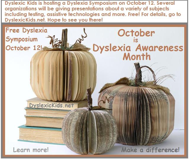 Dyslexia Symposium
