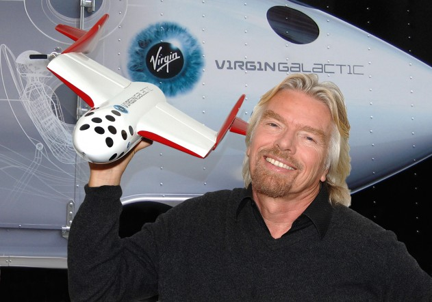 Richard Branson and the art of delegation