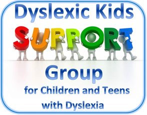 Dyslexic Kids Support Group meeting