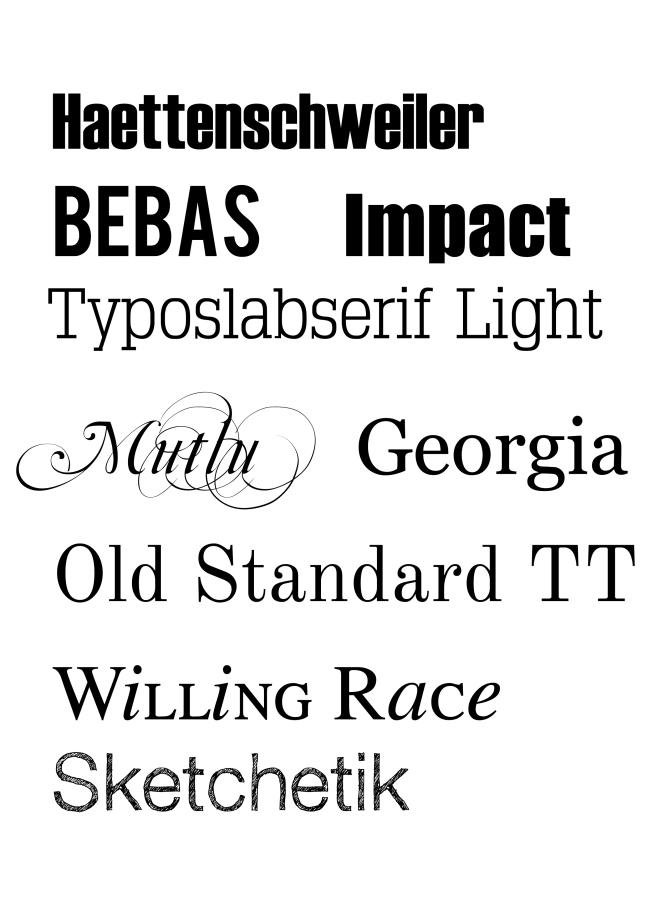 Best dyslexic-friendly fonts