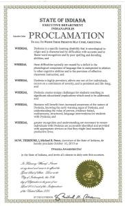 Proclamation_Dyslexia Awareness Day